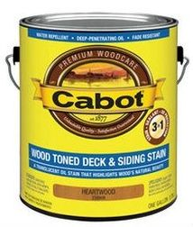 Wood Toner- Cabot Stains