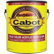 Solid Stain- Cabot Stains