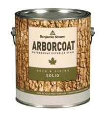 ARBORCOAT® Premium Exterior Stain- Benjamin Moore