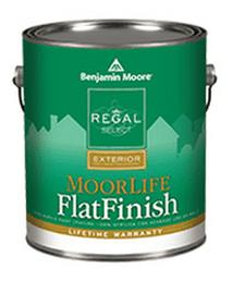 Regal Select Exterior Paint - Benjamin Moore