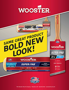 Wooster Brush and products at Piedmont Paint Warehouse