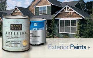 PPG exterior Paints