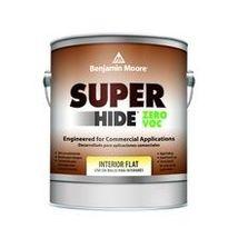 Super Hide ® Zero VOC- Benjamin Moore